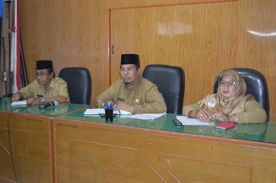 Rapat Kordinasi Pejabat Kemenag Kota Tanjungbalai