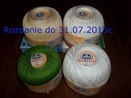 Kolorowe szydełkowe handmade