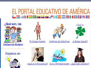 PORTAL EDUCATIVO DE AMÉRICA