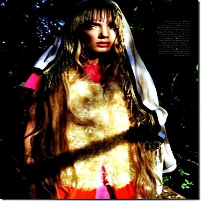 Marionetes Illuminati: Lily Donaldson