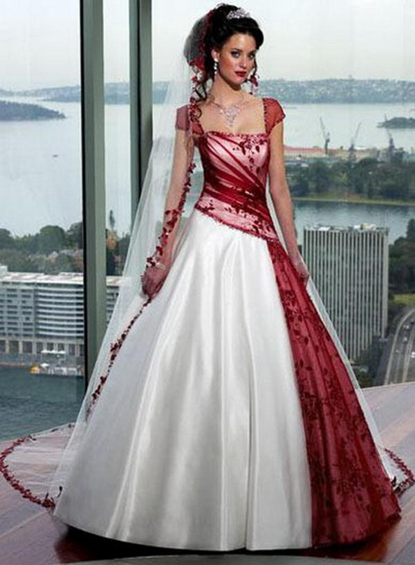 Amazing Color Wedding Gown Model - Wedding Dress Ideas ...