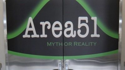 area+51 Las Vegas Will Be the Place for Area 51 Exhibit