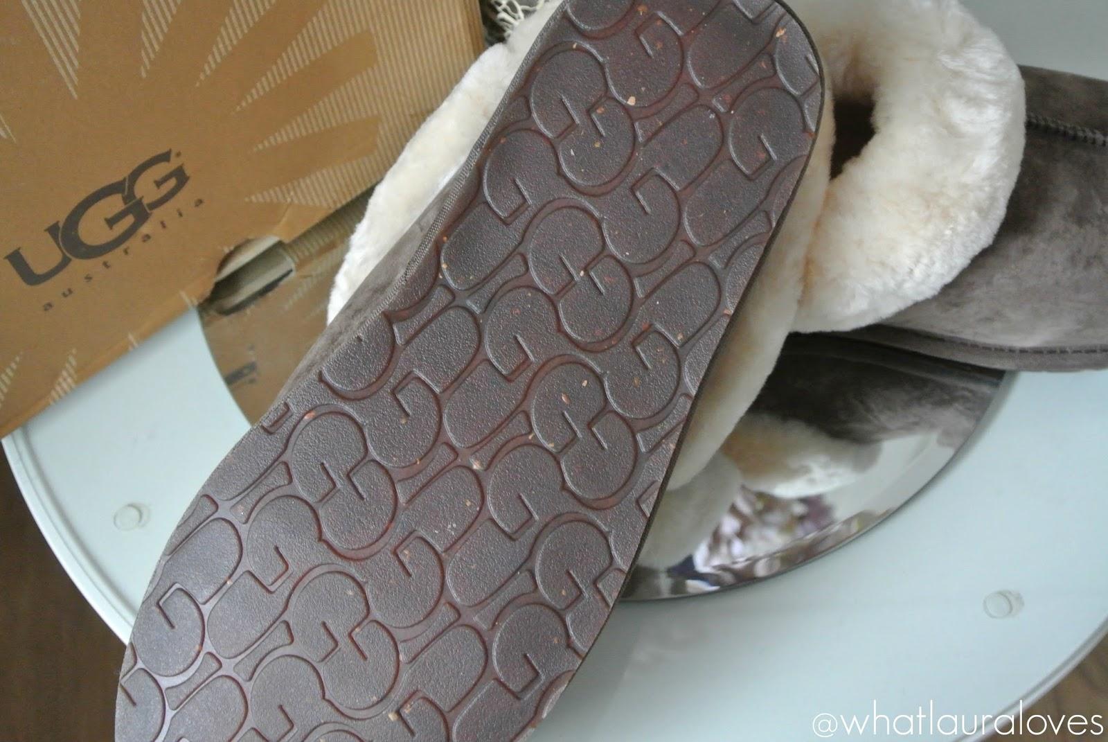 Cloggs UGG Australia Moraene Slippers in Espresso
