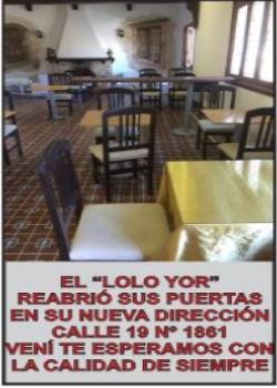 EL COLONIAL Y LOLO YOR