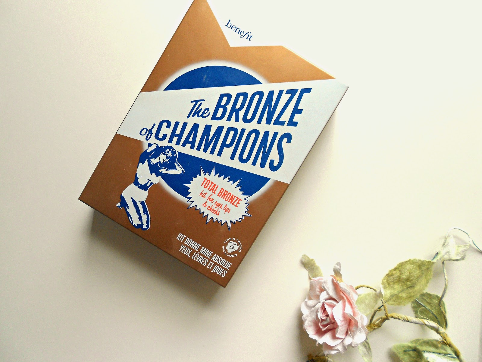 The Bronze of Champions by Benefit Review