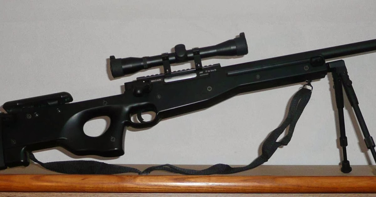 delta force belgium: ASG AW.308 Bolt action Sniper rifle
