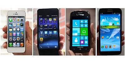 blackberry 10 vs android bagusan mana, lebih baik pilih iphone atau bb 10, adu smartphone canggih 2013