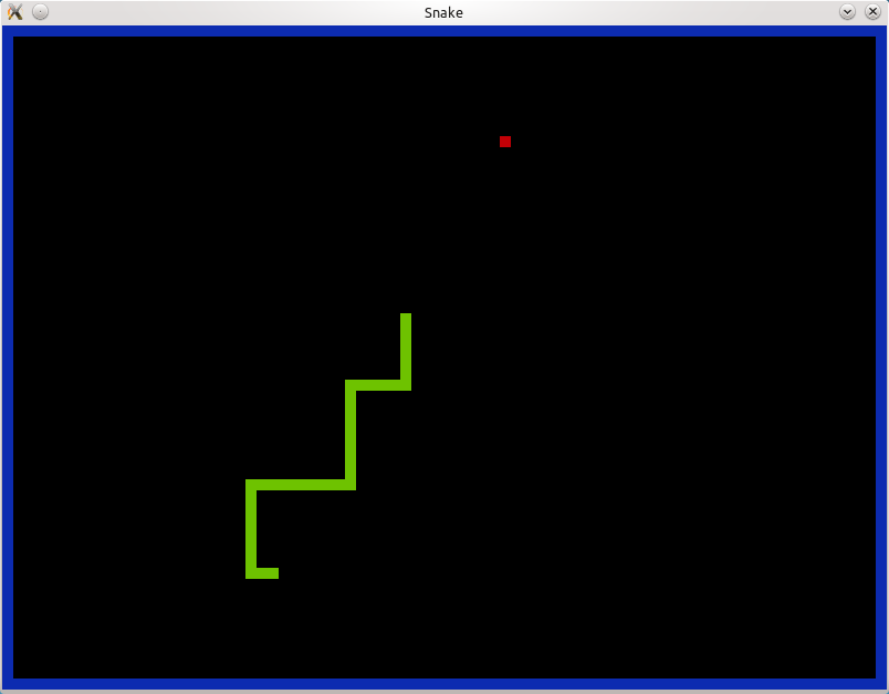 Classic Snake Game Another classic remake