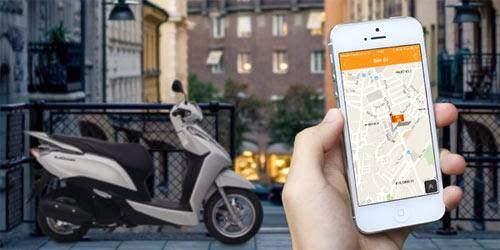 Phương Pháp Chống Trộm Xe Máy Bằng Smartphone