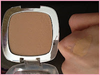 L'Oreal Paris True Match face powder in W3 review