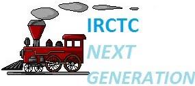 IRCTC Login Next Generation Ticketing System