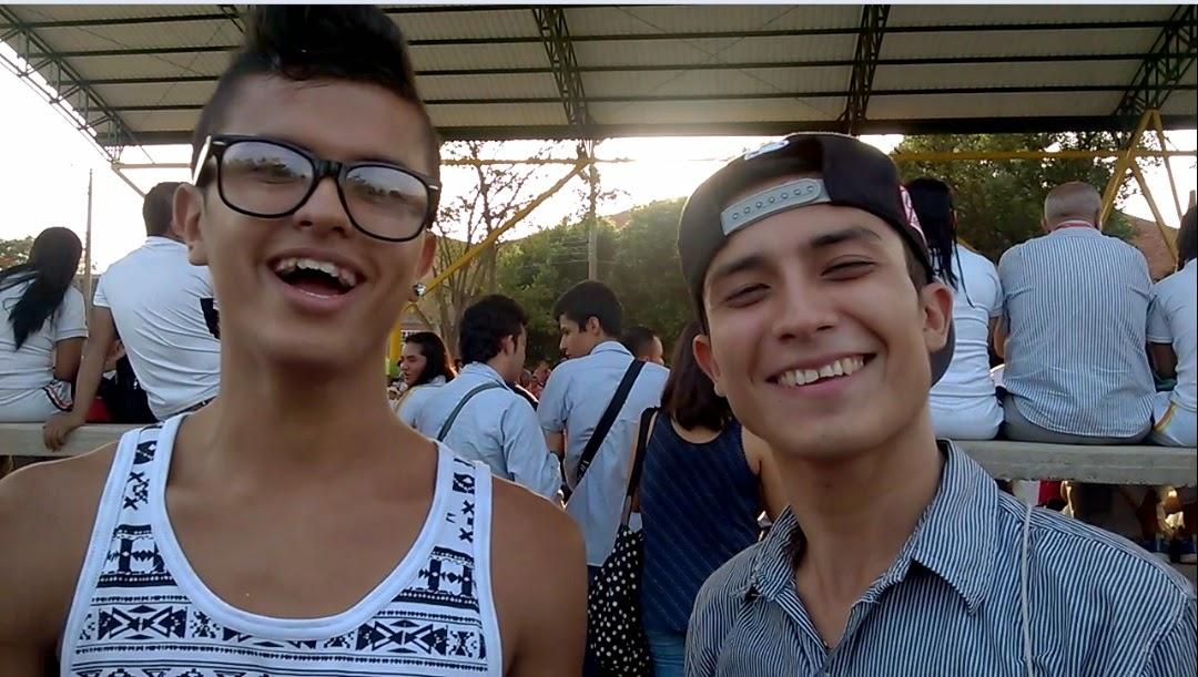 Video « Ángel Boy y Yuliano en Semana de la Danza 2015 Centro CIES SENA Cúcuta