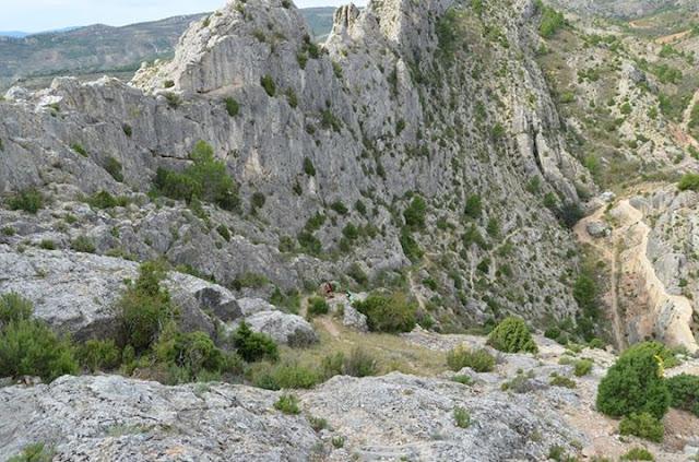 geopark maestrail trail geoparque maestrazgo carrera montaña teruel