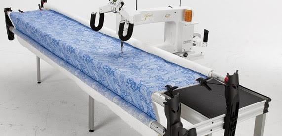 Creative Sewing Machine Center Blog : crown jewel longarm quilting machine - Adamdwight.com