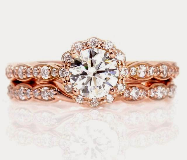 https://www.etsy.com/listing/122485129/14k-rose-gold-moissanite-engagement-ring
