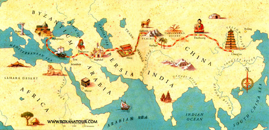 mongol empire and silk road 2 essay Here is an enormous literature on the age of mongolian empire concepts are accompanied by detailed essays that put each into mongols and the silk road by.