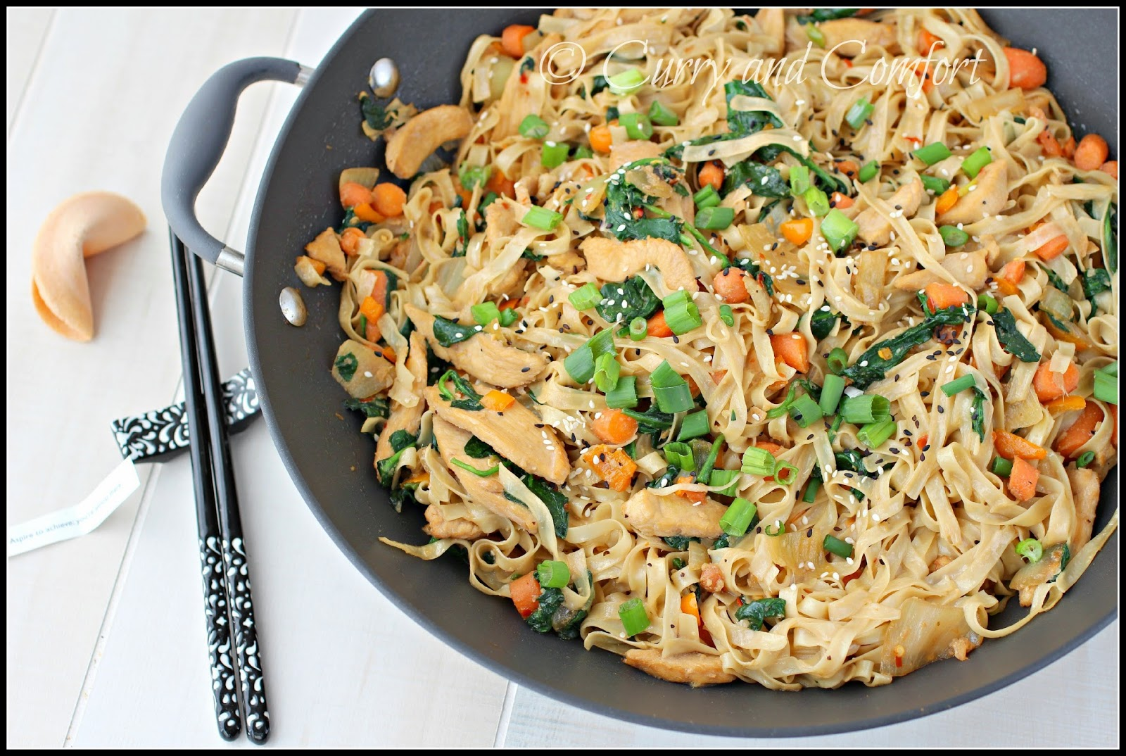 how to cook lo mein noodles recipe
