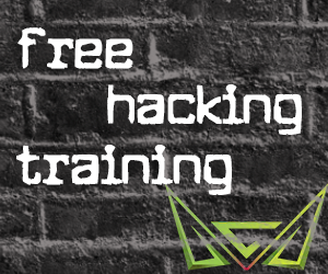 Free Hacking Training