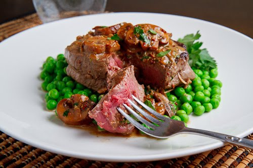 Steak Diane on Closet Cooking