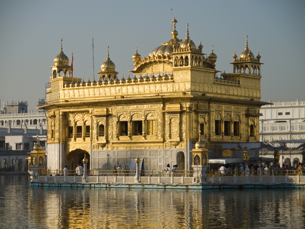 Golden Temple Image Images of Golden Temple