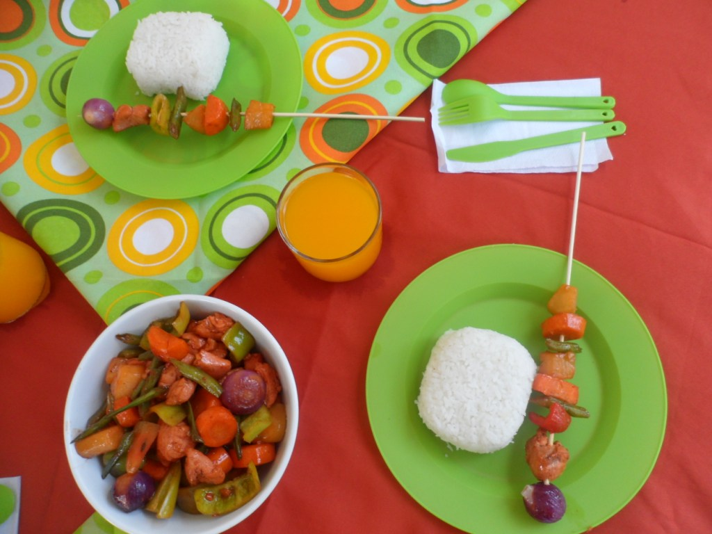 Pia western mindanao cooking veggie display contests highlight some twenty of the forty five barangays under the city participated in the vegetable display contest the veggie booth display of aguada barangay got the forumfinder Image collections