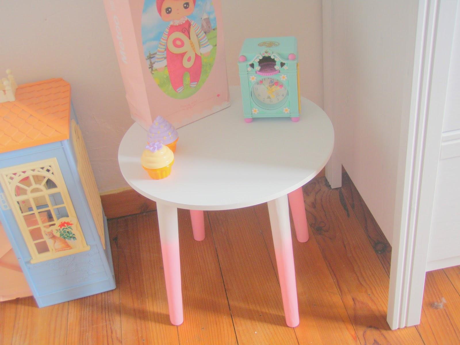 La petite table dip dye - La petite table eygalieres ...