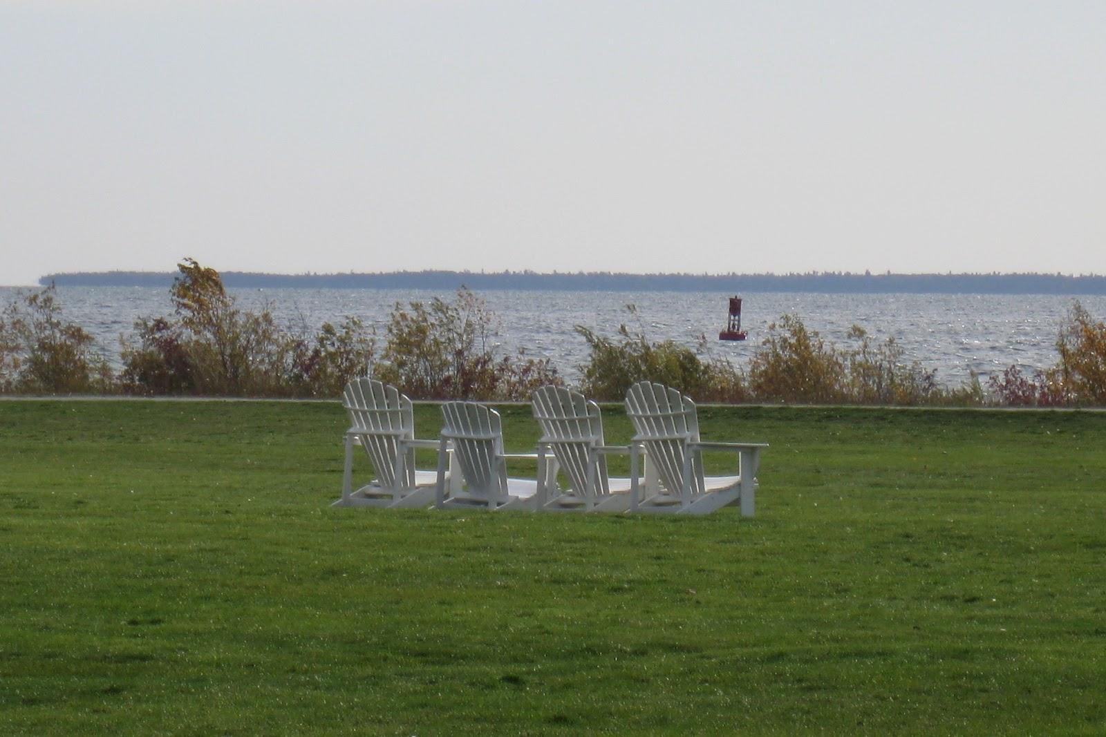 Weather In Mackinac Island Mi In October