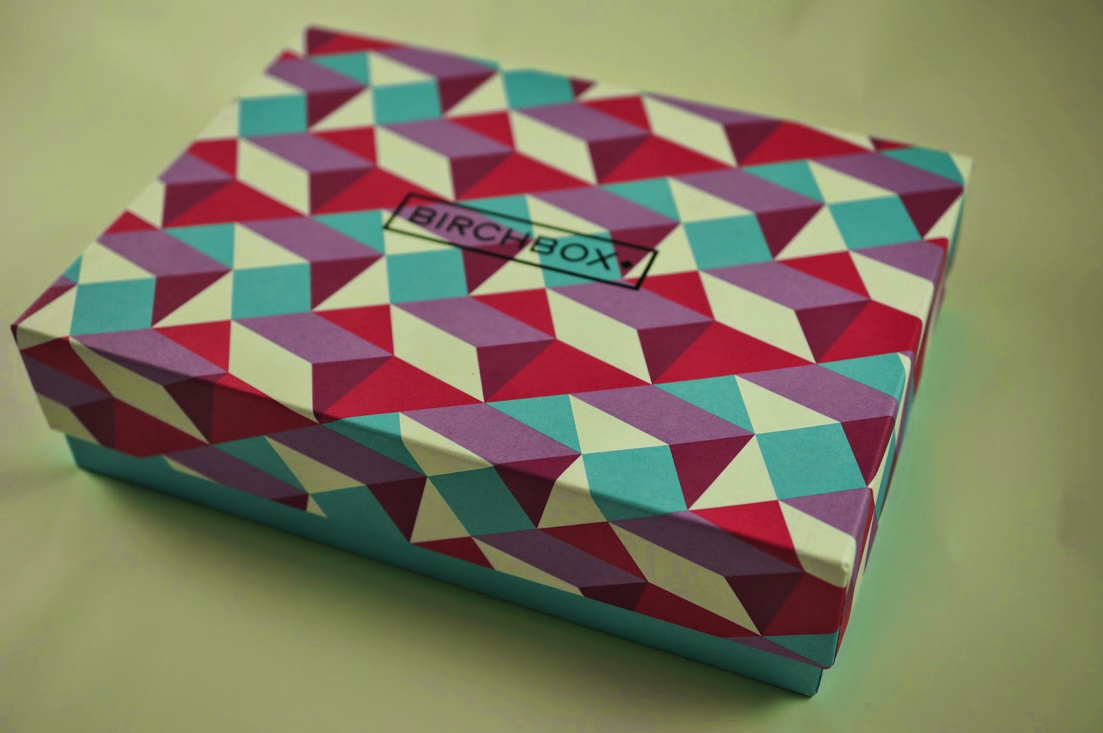September 2014 Birchbox Unboxing Review Design