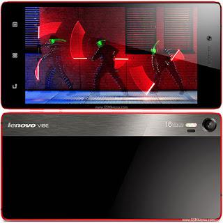 Lenovo Vibe Shot Smartphone Berkamera 16 MP Harga Rp 4 Jutaan
