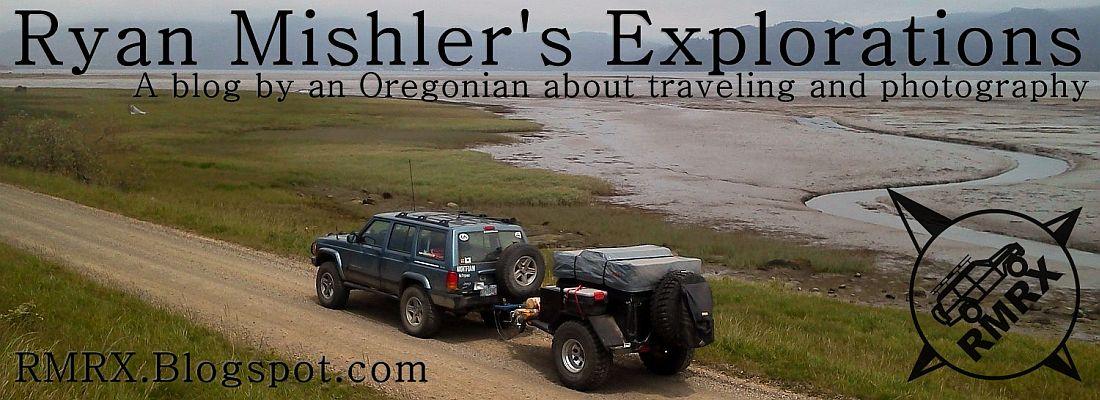 Ryan Mishler's Explorations