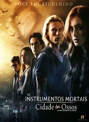 Os Instrumentos Mortais - Cidade dos Ossos HD Torrent Download