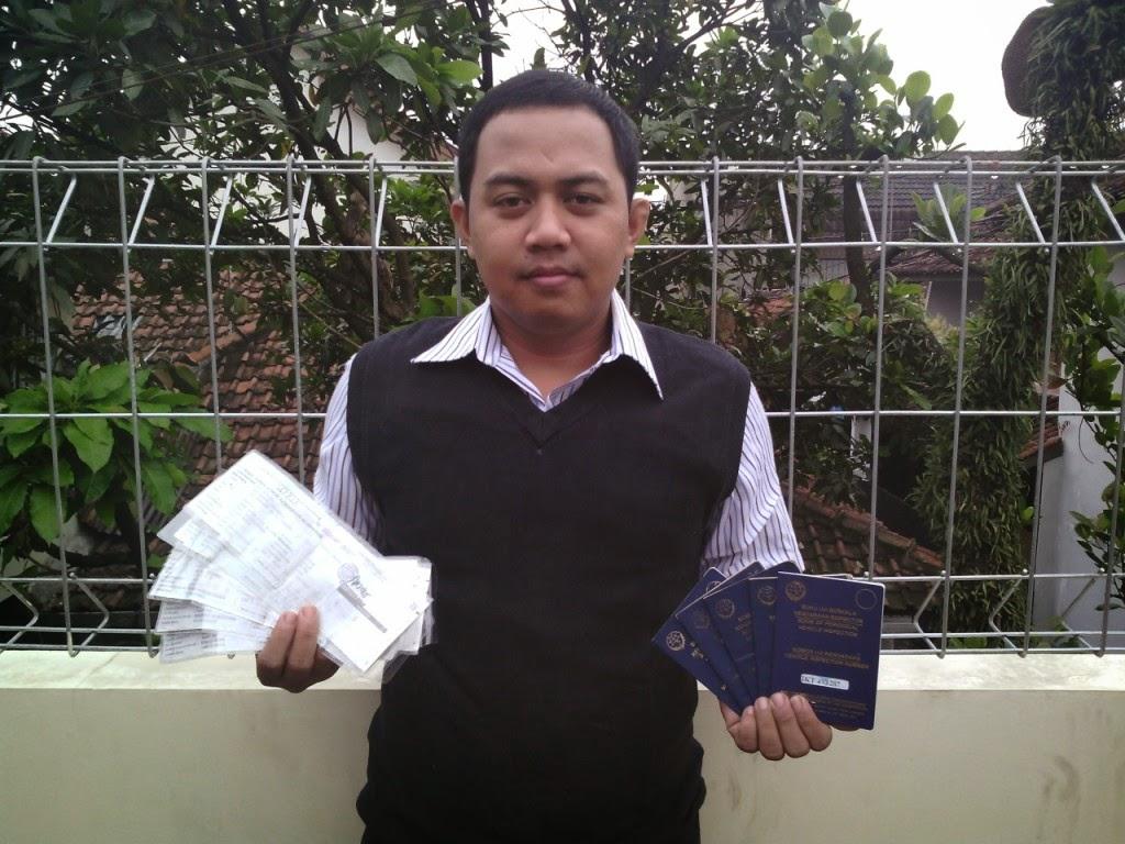 Mega-Biro-Jasa-STNK-Marketing Manager