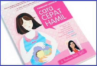 Buku Kesehatan Tips Cepat Hamil Oleh Dokter Spesialis SpOG