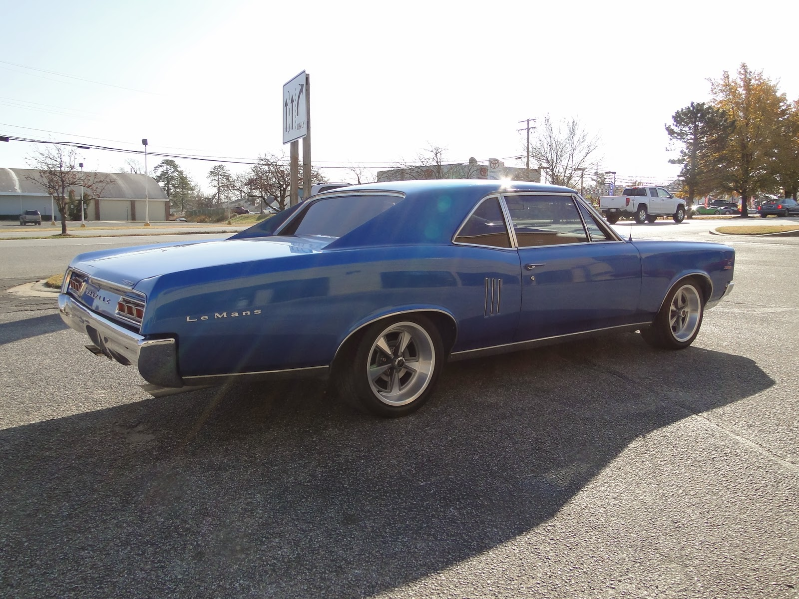 1967 pontiac lemans sport sedan auto restorationice. Black Bedroom Furniture Sets. Home Design Ideas