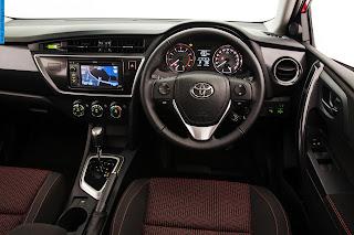 Toyota corolla car 2013 interior - صور سيارة تويوتا كورولا 2013 من الداخل