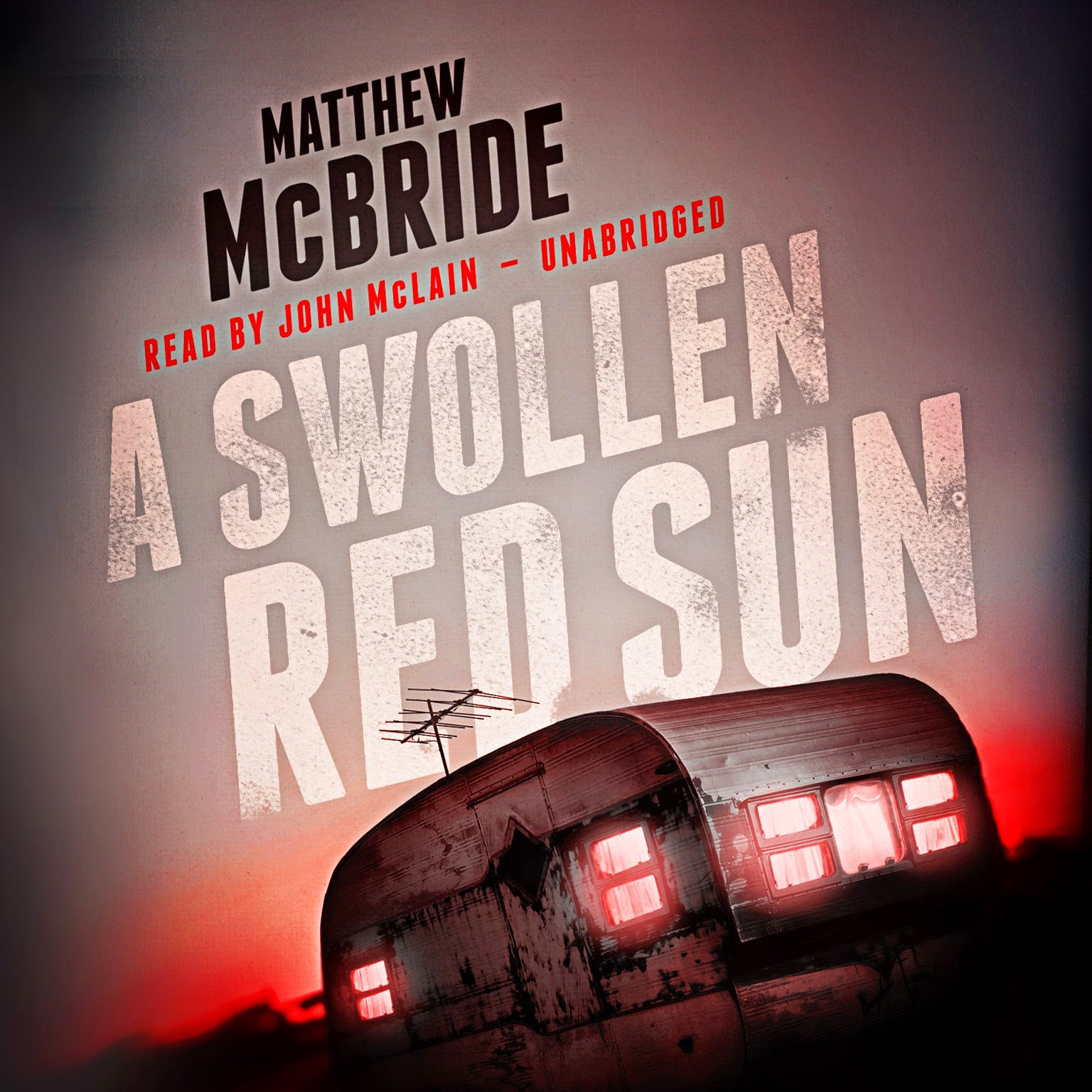 A Swollen Red Sun (Audiobook)