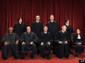 Supreme Court: DNA Samples Can Be Taken From Arrestees Without Warrant