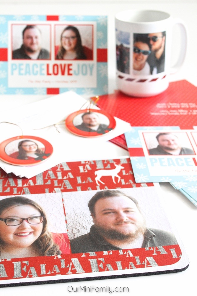 How I Tricked My Husband into Taking our Christmas Card Photo - Our ...