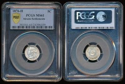 1876H 5 cents