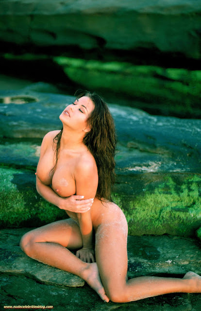 Recordando A Carmen Electra Desnuda