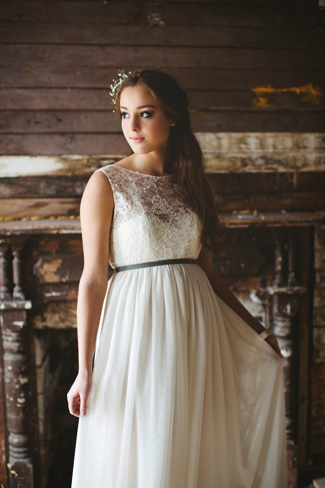 Baby doll lace wedding dress – Preloved bridal dresses