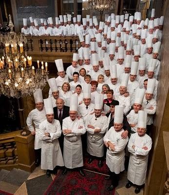 Les chefs cuisiniers fran ais le journal lyc en for Cuisinier francais 6 lettres