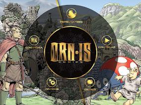 Orn·is Comics App