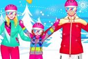 Ailece Kayak Elbiselerimiz Oyunu
