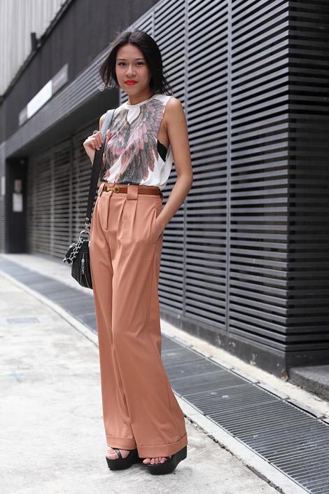 Fashion Studio Magazine Street Fashion Singapore