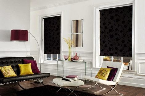 Fabric Blinds Design