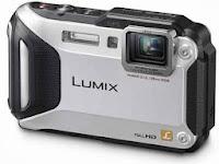 Panasonic Lumix FT5EG-S Fotocamera Subacquea