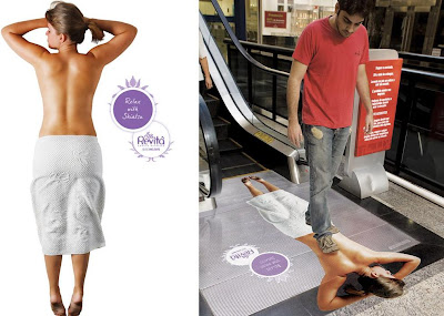 Clever Escalator Advertisements (11) 5