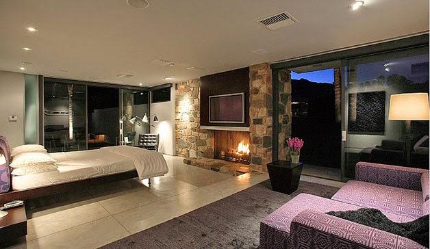 Fotos de la casa que adquirió Leonardo DiCaprio en Palm Springs 5
