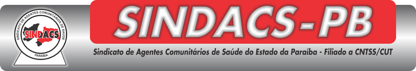 SINDICATO DE AGENTES COMUNITÁRIOS DE SAÚDE DA PARAIBA